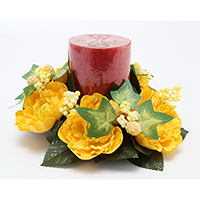 3 RANCULUS CANDLE RING